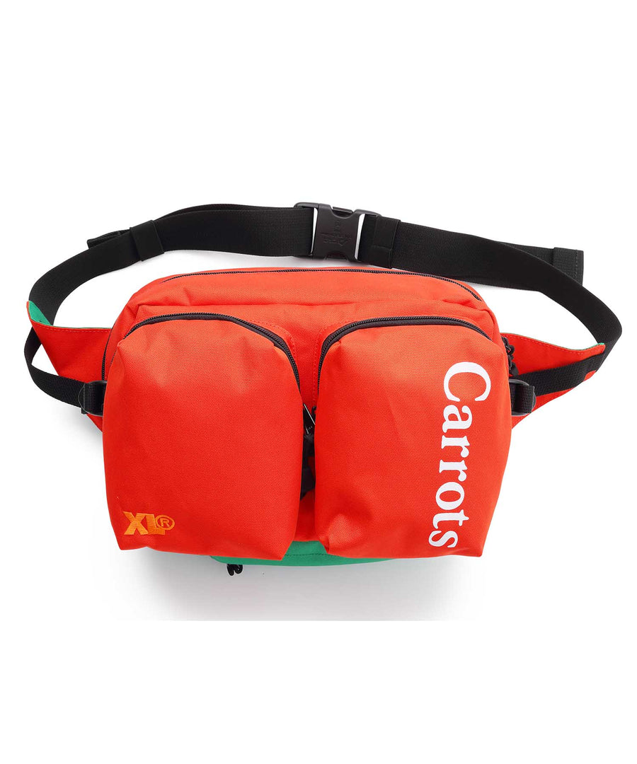 XCARROTS3 2TONE WAISTBAG ACCESSORIES XLARGE