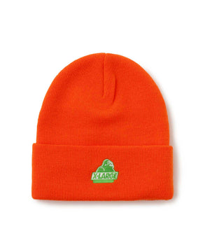 XCARROTS3 EMBROIDERY CUFF BEANIE