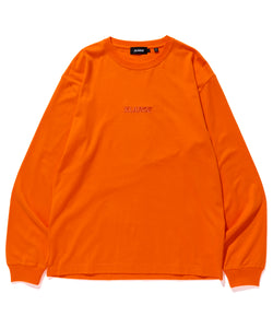L/S TEE EMBROIDERY STANDARD LOGO T-SHIRT XLARGE