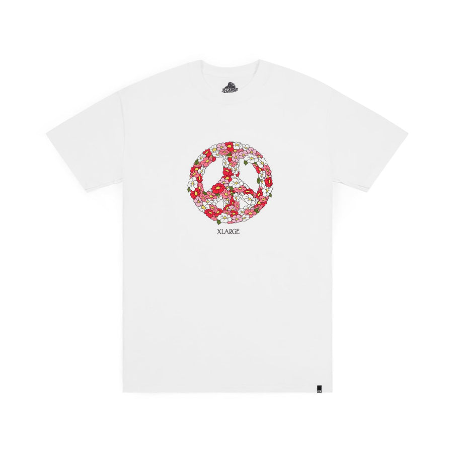 PEACEFUL S/S TEE T-SHIRT XLARGE