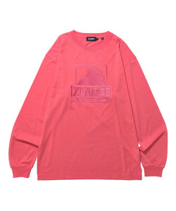 L/S TEE EMBROIDERY OG T-SHIRT XLARGE