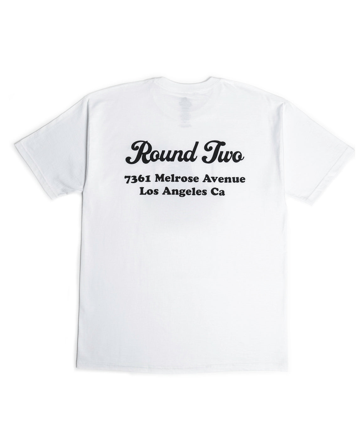 OG&ROUND TWO SS TEE