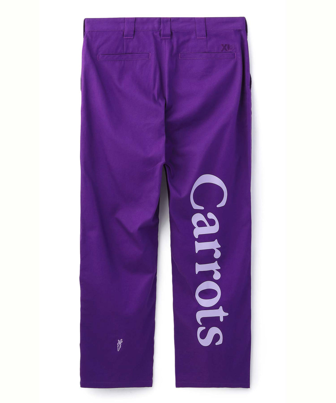 XCARROTS3 PRINTED WORK PANT