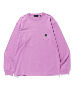L/S POCKET TEE SQUARE OG