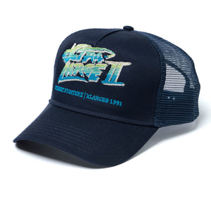 STREET FIGHTER II MESH CAP - X-Large Clothing
