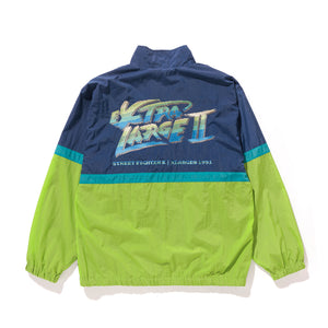 STREET FIGHTER II TRACK JACKET - X-Large Clothing