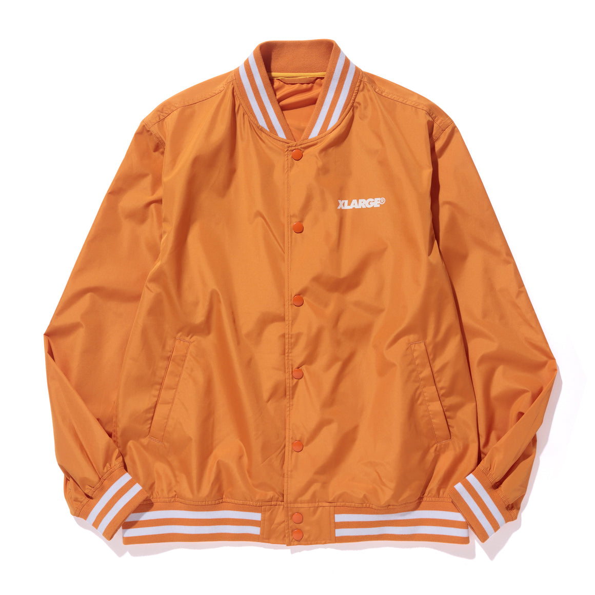 SLANTED OG VARSITY JACKET - X-Large Clothing
