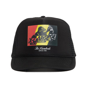 THE HUNDREDS WILDFIRE-X TRUCKER - X-Large Clothing