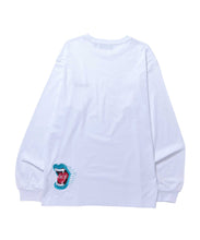 Load image into Gallery viewer, ADDICT LOGO EMBROIDERY L/S TEE T-SHIRT XLARGE