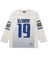 Load image into Gallery viewer, L/S FOOTBALL TEE KNITS XLARGE