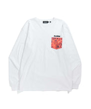 Load image into Gallery viewer, L/S INGREDIENTS SLANTED OG POCKET TEE T-SHIRT XLARGE
