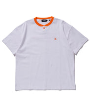 Load image into Gallery viewer, S/S HEAVYWEIGHT HENLEY NECK TEE T-SHIRT XLARGE