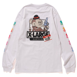 RAINBOW KEITH LS TEE