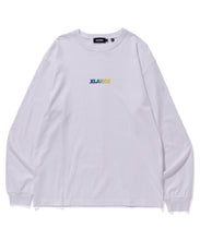Load image into Gallery viewer, FOAM PRINT STANDARD LOGO L/S TEE T-SHIRT XLARGE