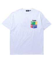 Load image into Gallery viewer, S/S PAISLEY SLANTED OG POCKET TEE T-SHIRT XLARGE
