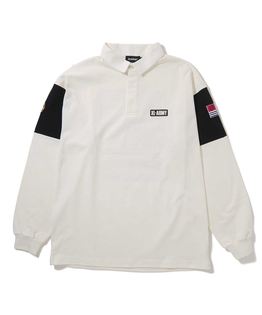 RUGBY SHIRT KNITS XLARGE