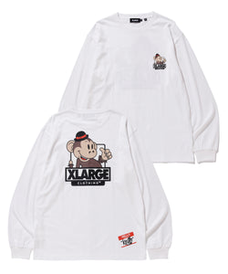 L/S TEE KEITH T-SHIRT XLARGE