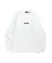 Load image into Gallery viewer, L/S TEE EMBROIDERY STANDARD LOGO T-SHIRT XLARGE
