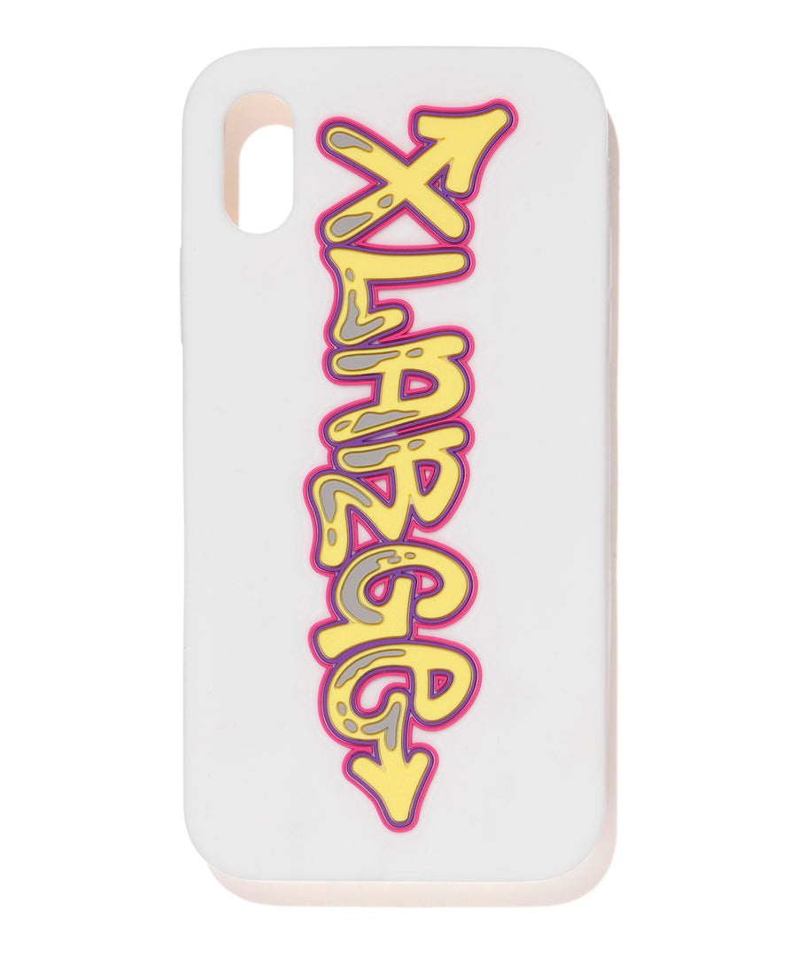 iPhoneX GRAFFITI LOGO PHONE CASE ACCESSORIES XLARGE
