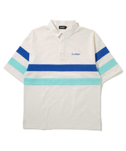 Load image into Gallery viewer, S/S LINED RUGBY SHIRT POLO XLARGE