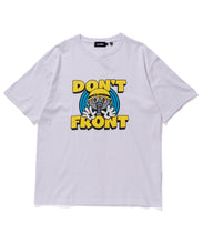 Load image into Gallery viewer, S/S PRINT TEE DONT FRONT T-SHIRT XLARGE