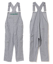 Load image into Gallery viewer, DENIM OVERALL PANTS XLARGE