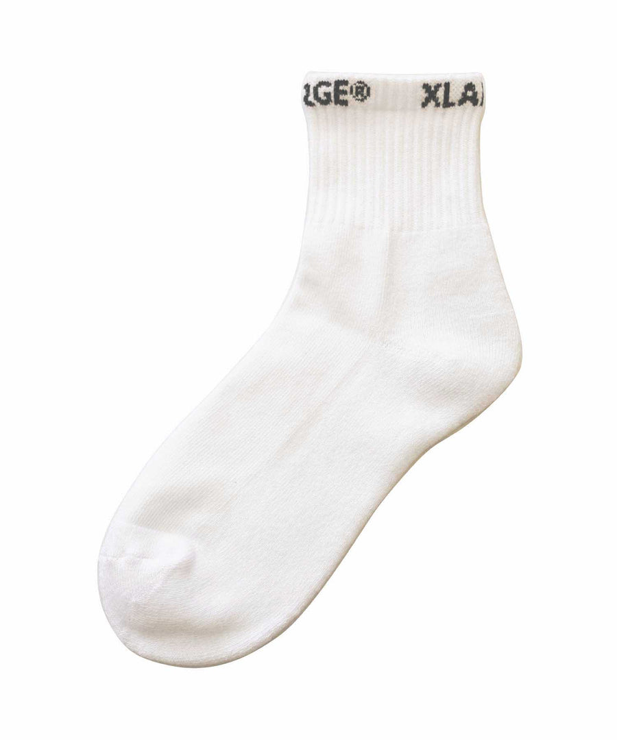 LOGO ANKLE SOCKS ACCESSORIES XLARGE