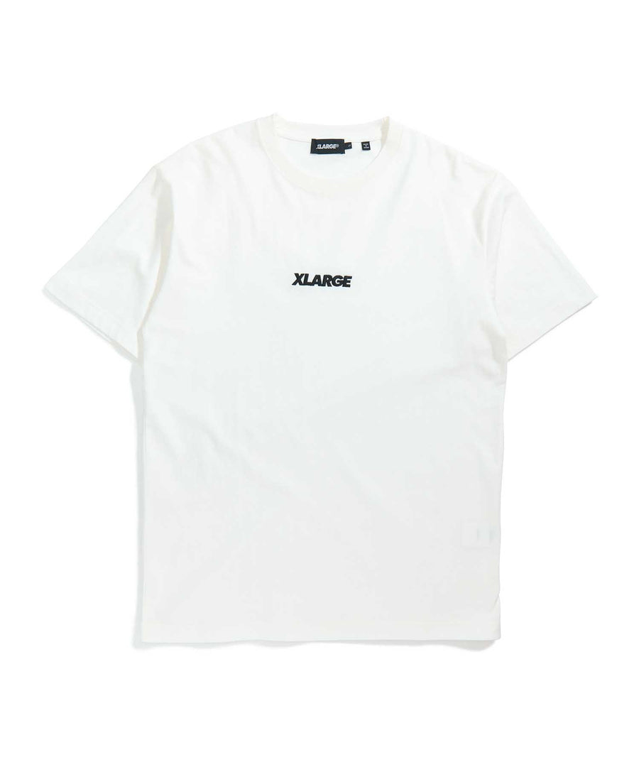 S/S TEE EMBROIDERY STANDARD LOGO 3