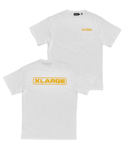 S/S ROUNDED LOGO POCKET TEE T-SHIRT XLARGE