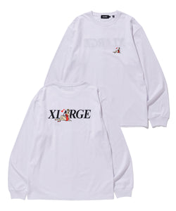L/S TEE ALONE T-SHIRT XLARGE