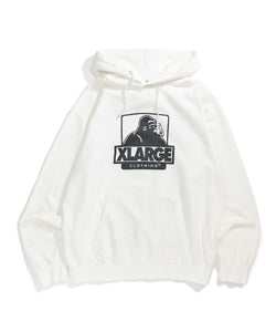 OG PULLOVER HOODED SWEAT FLEECE, CREWNECK, HOODIE XLARGE