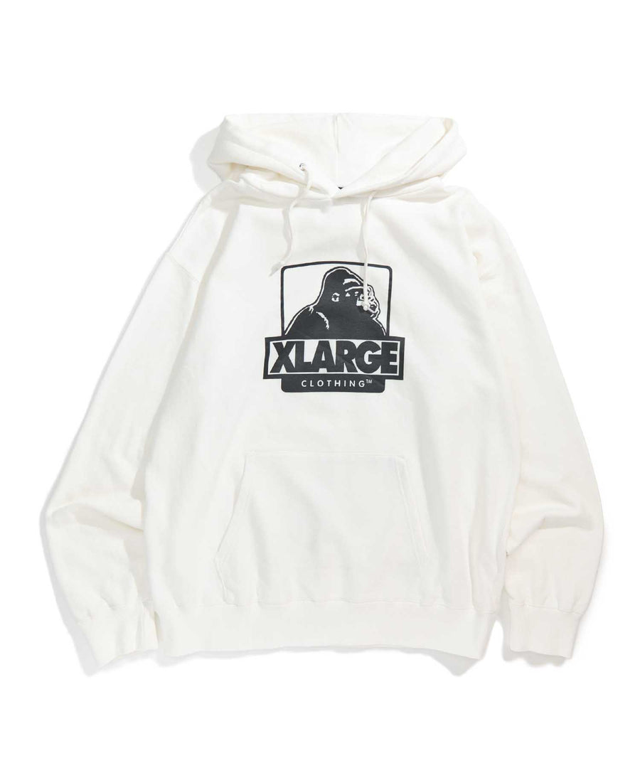 OG PULLOVER HOODED SWEAT 3 FLEECE, CREWNECK, HOODIE XLARGE