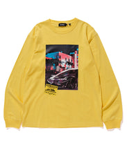 Load image into Gallery viewer, L/S TEE FINAL WARNING T-SHIRT XLARGE