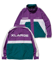 Load image into Gallery viewer, MULTI PANELED NYLON JACKET OUTERWEAR XLARGE