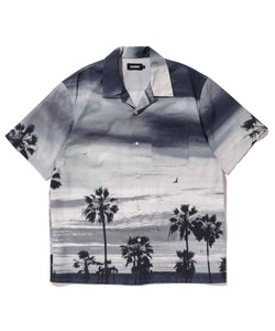 PRINTED S/S BUTTON UP SHIRT XLARGE
