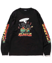 Load image into Gallery viewer, L/S TEE OUT OF STEP T-SHIRT XLARGE