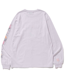 L/S TEE PICKET LOGO T-SHIRT XLARGE