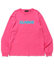 Load image into Gallery viewer, L/S TEE OVER EDGE STANDARD LOGO T-SHIRT XLARGE