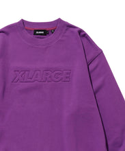 Load image into Gallery viewer, PADDING STANDARD LOGO CREW NECK SWEAT FLEECE, CREWNECK, HOODIE XLARGE