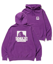 Load image into Gallery viewer, BEHIND OG PULLOVER HOODED SWEAT FLEECE, CREWNECK, HOODIE XLARGE