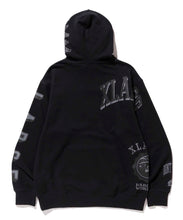 Load image into Gallery viewer, RANDOM PRINT COLLEGE LOGO PULLOVER HOODED SWEAT FLEECE, CREWNECK, HOODIE XLARGE