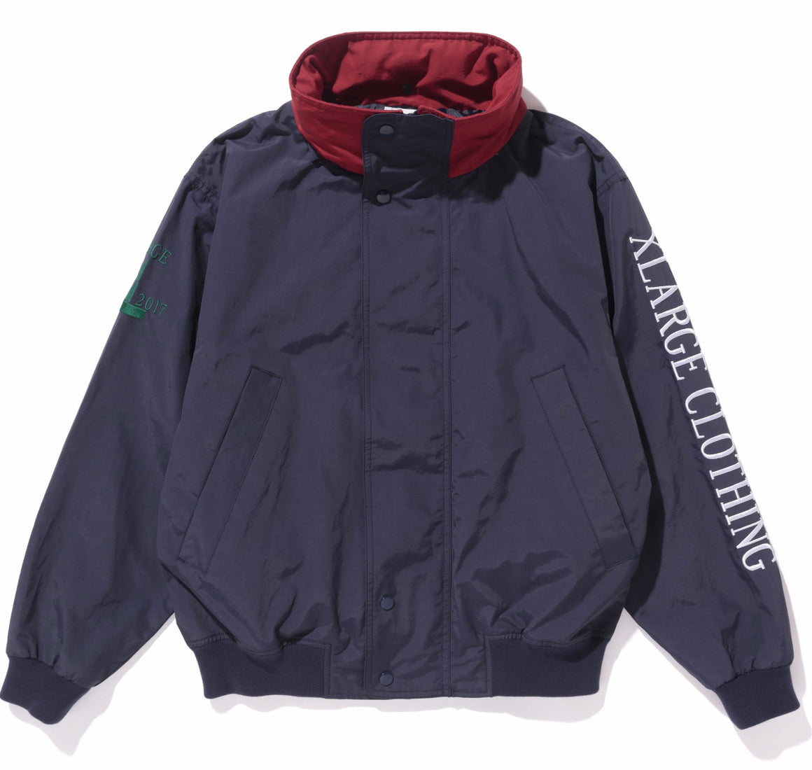 NC SAILING JACKET - X-Large Clothing