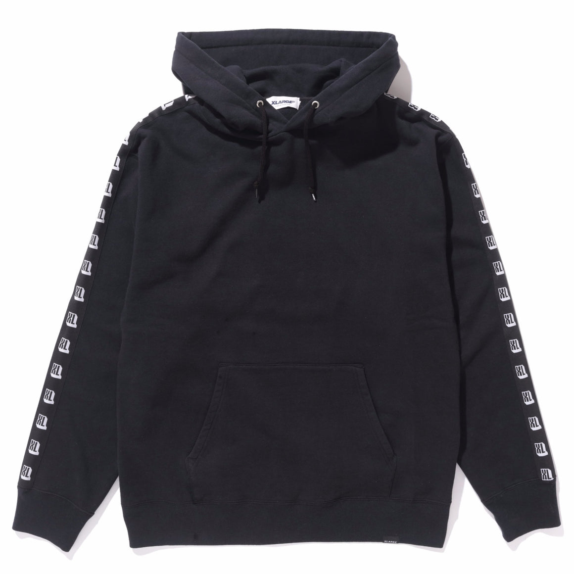 TAPED PULLOVER HOODED SWEAT - X-Large Clothing