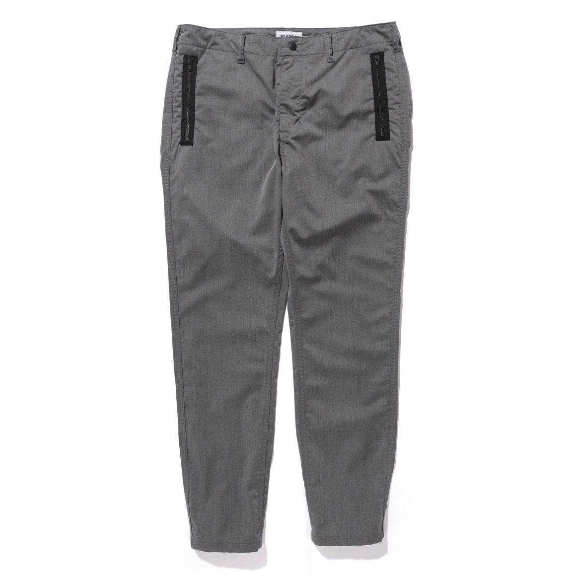 SLIM ZIPPED PANT - X-Large Clothing