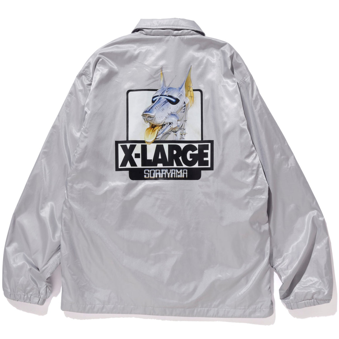 SORAYAMA ROBOT DOG COACHES JACKET