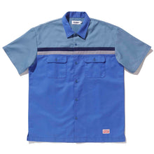 Load image into Gallery viewer, LINE S/S WORK SHIRT SHIRT XLARGE