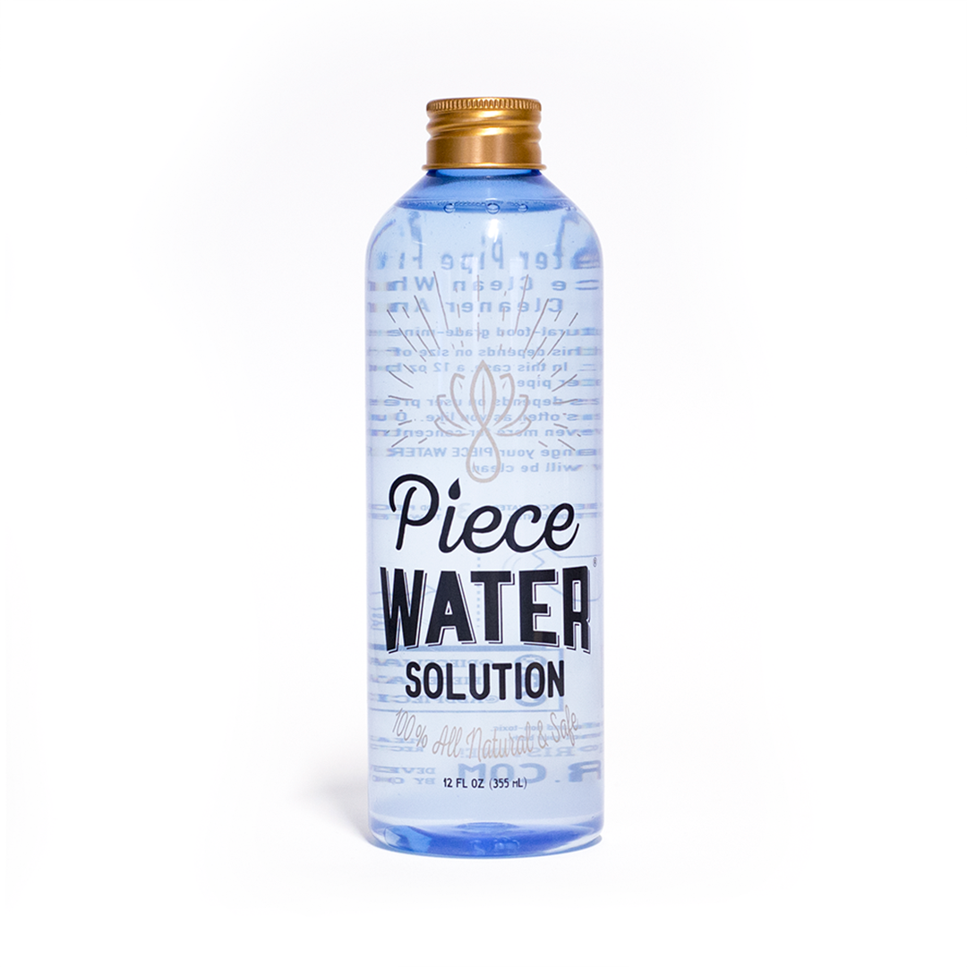 Piece Water - All Natural Bong Water Alternative