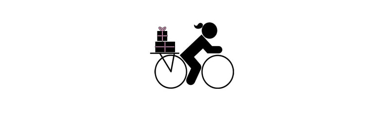 Pure Velo Logo delivery icon