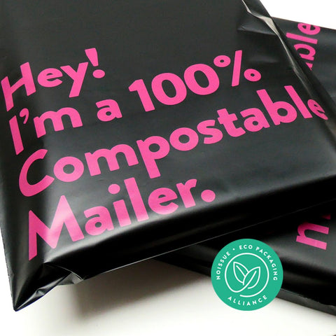 Pure Velo Compostable mailer bags