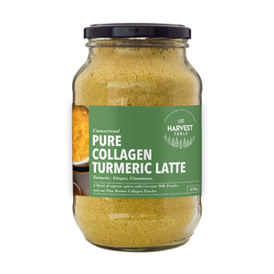 Collagen Turmeric Latte